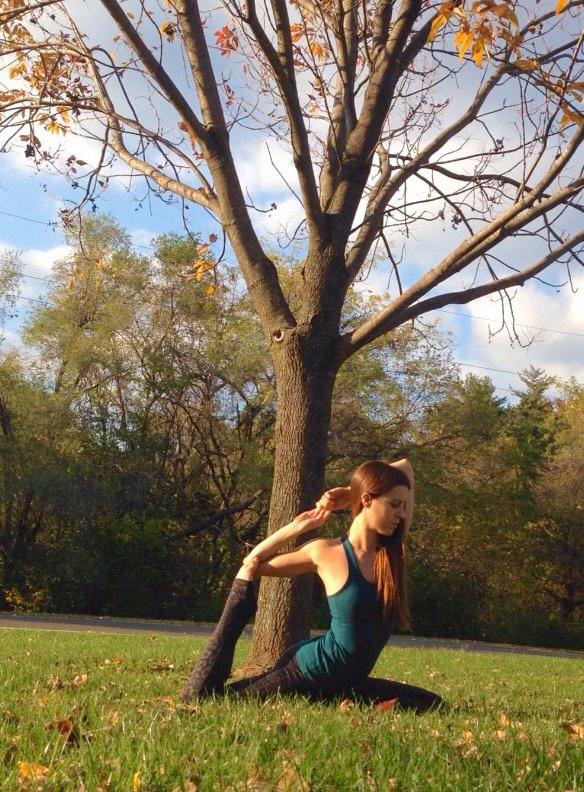 Post Baby Yoga